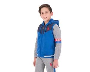 Conjunto Gris marca AP by American Polo para Niño
