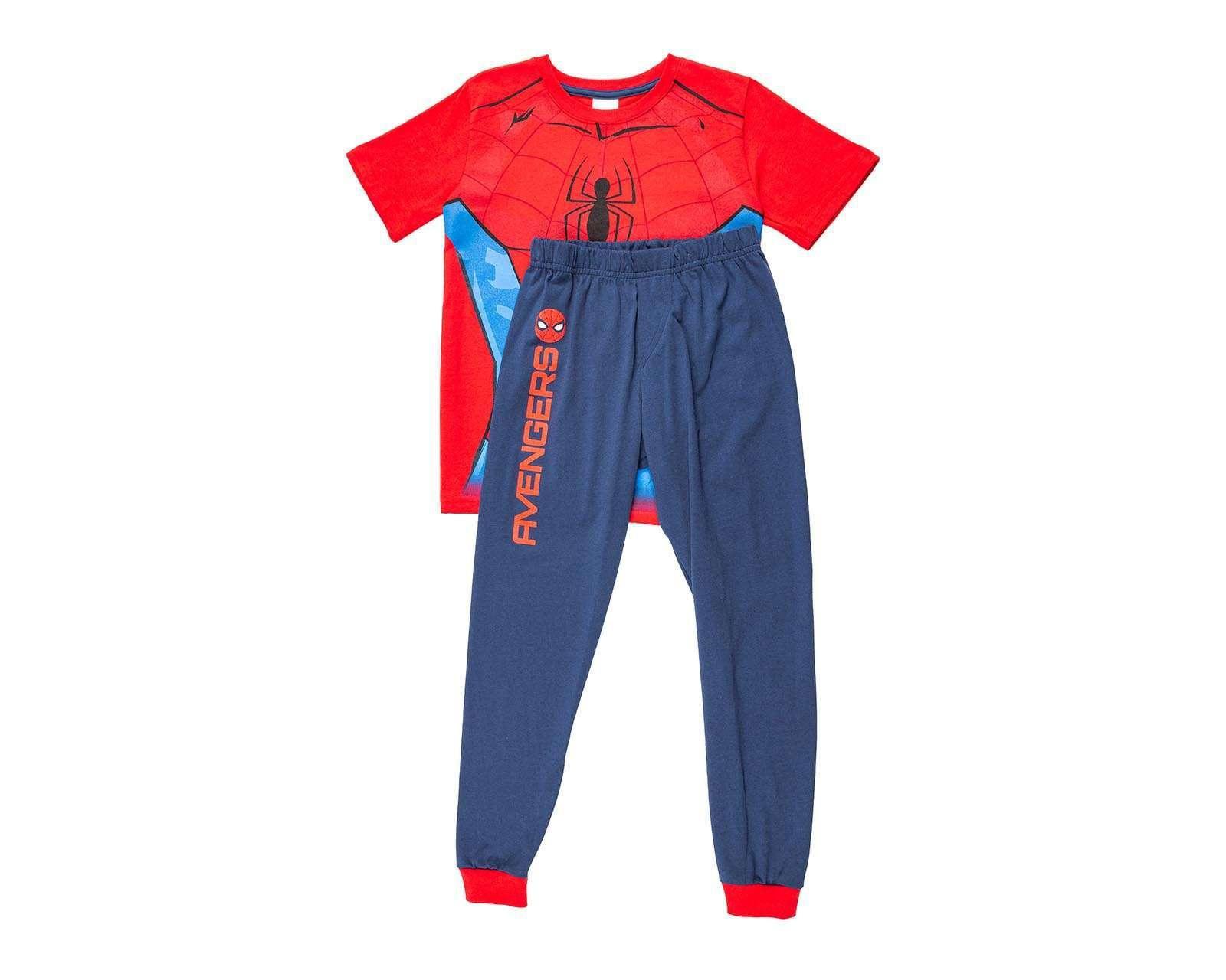 Foto 1|Pijama Spiderman para Niño