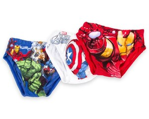 Set de Trusas Avengers para Niño