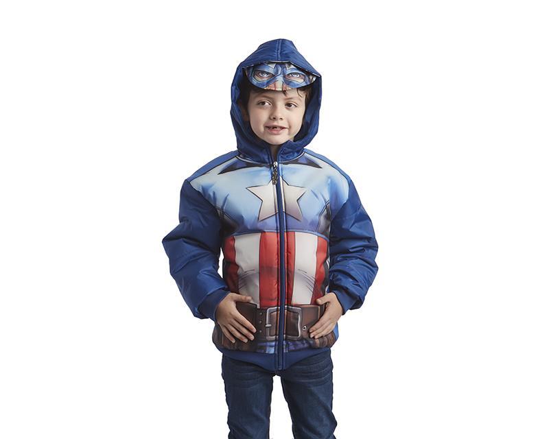 Chamarra Marvel Avengers para Niño