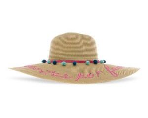 Sombrero Beige marca Rio Beach para Mujer