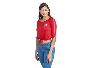 Blusa Roja para Mujer Thinner