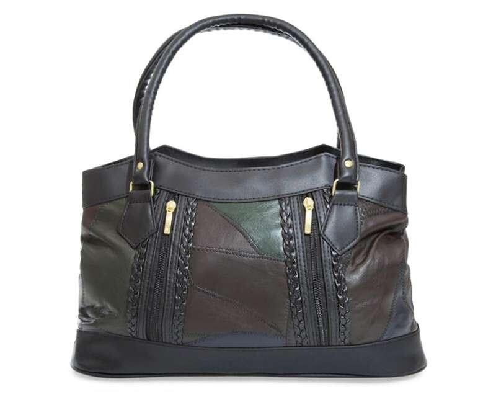 Bolsa de Mano color Negro marca Cora Tosetti para Mujer