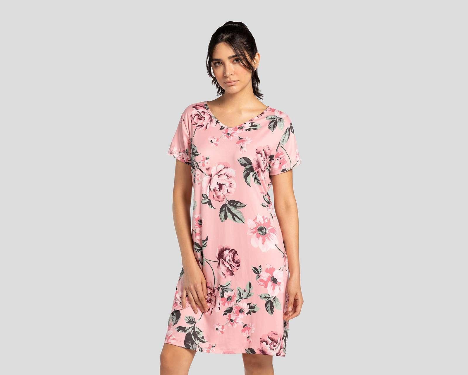 Camisón color Rosa marca Beauty Secret para Mujer