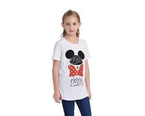 Playera Estampada para Niña Disney Minnie Mouse