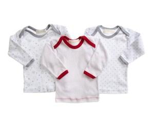 Set de Camisetas marca Bam-Bu para Bebé Niño
