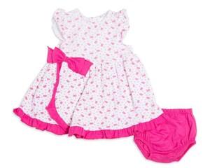 Vestido Baby Colors Rosa