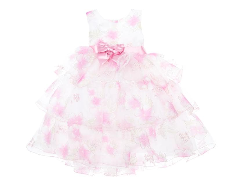 Vestido Blanco marca Baby Colors para Bebé Niña