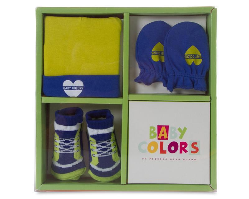 Set de Regalo Baby Colors