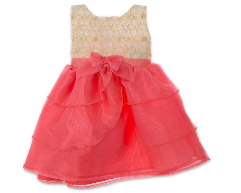 Vestido Rosa Baby Colors Coppel