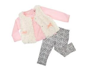 Conjunto marca Baby Colors para Bebé Niña