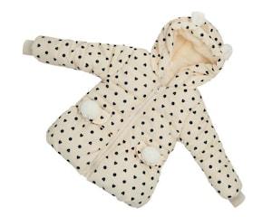 Chamarra Beige marca Baby Colors para Bebé Niña