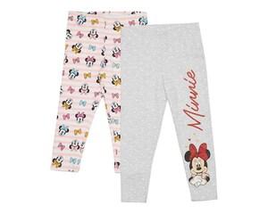 Set de Leggings marca Disney Minnie Mouse para Bebé Niña