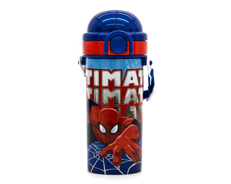 Termo marca Spider-Man 500 ml 1 Pieza