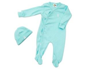 Mameluco Verde marca Baby Colors para Bebé Niño