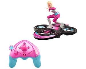 Dron Aerodeslizador Barbie en Una Aventura Espacial