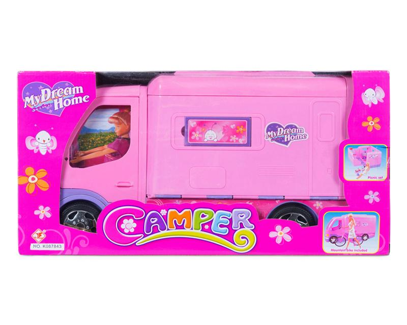 Camper Para Muneca My Dream Home 7024682 Coppel