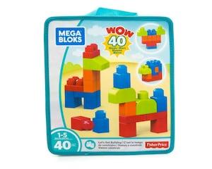 Set de Bloques de Construcción Mega Bloks Fisher-Price