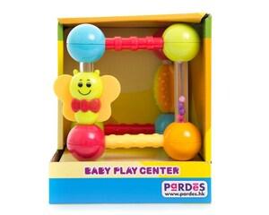 Cubo Didáctico para Bebé Pardes