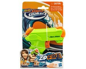 Pistola de Agua Nerf Super Soaker Zip Fire