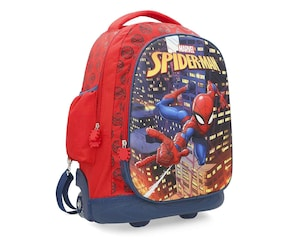 Mochila Marvel Spiderman Roja