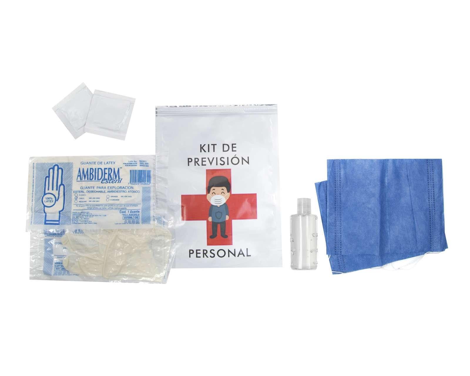 Kit de Prevención Personal