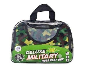 Juego de Accesorios de Militar 11 Piezas