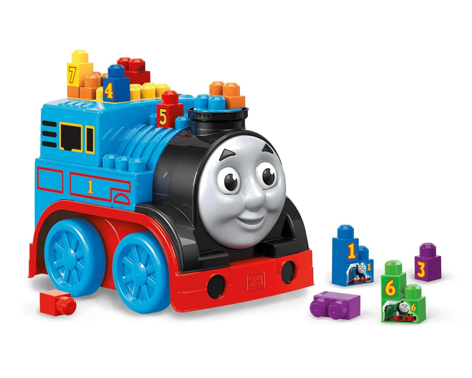 Foto 1|Thomas & Friends Construye y Juega Megabloks