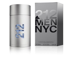 Carolina Herrera - 212 Men NYC