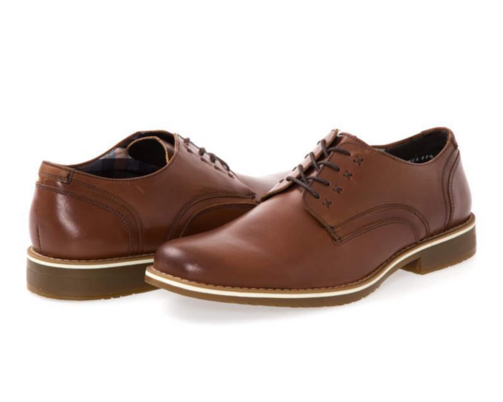 fdb8fc0daf Zapatos Flexi Piel color Café para Hombre 8071582