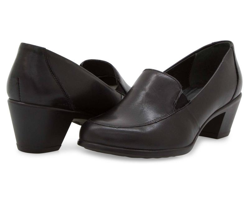 Zapatos Flexi Negros