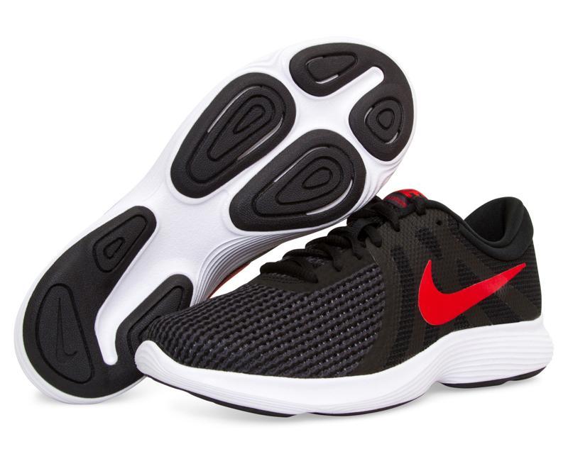 Tenis Nike Revolution 4 Running Shoe Negros