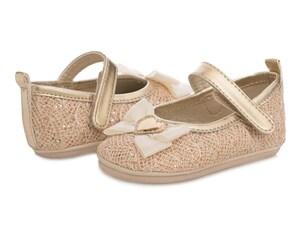 Zapatos Dorados marca Ensueño para Bebé Niña