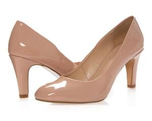 Zapatillas marca Sahara color Nude para Mujer