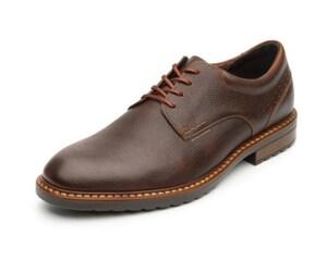 Zapatos Casuales marca Flexi de Piel color Café para Hombre