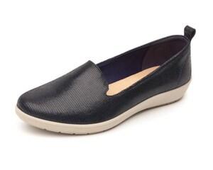 Zapatos marca Flexi de Piel color Azul para Mujer