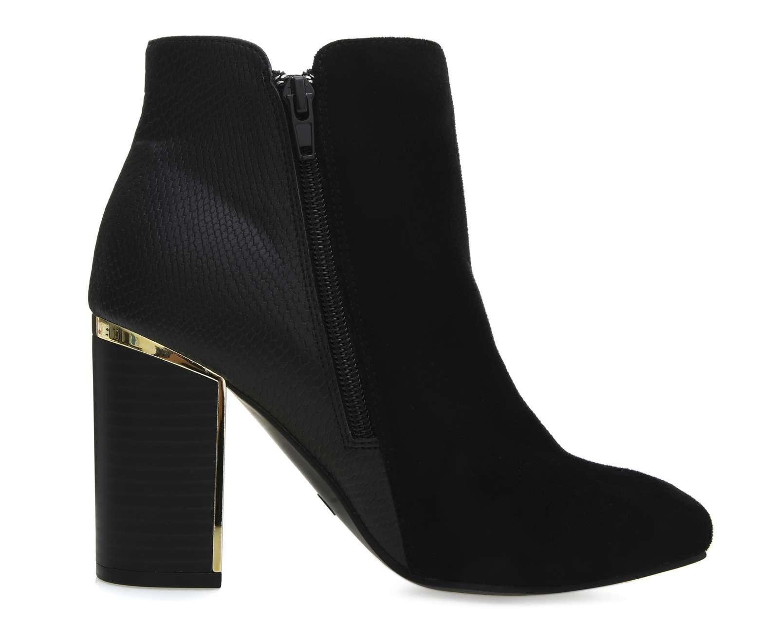 Foto 3|Botas marca Sahara color Negro para Dama
