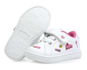 Tenis Blancos marca Baby Colors para Niña
