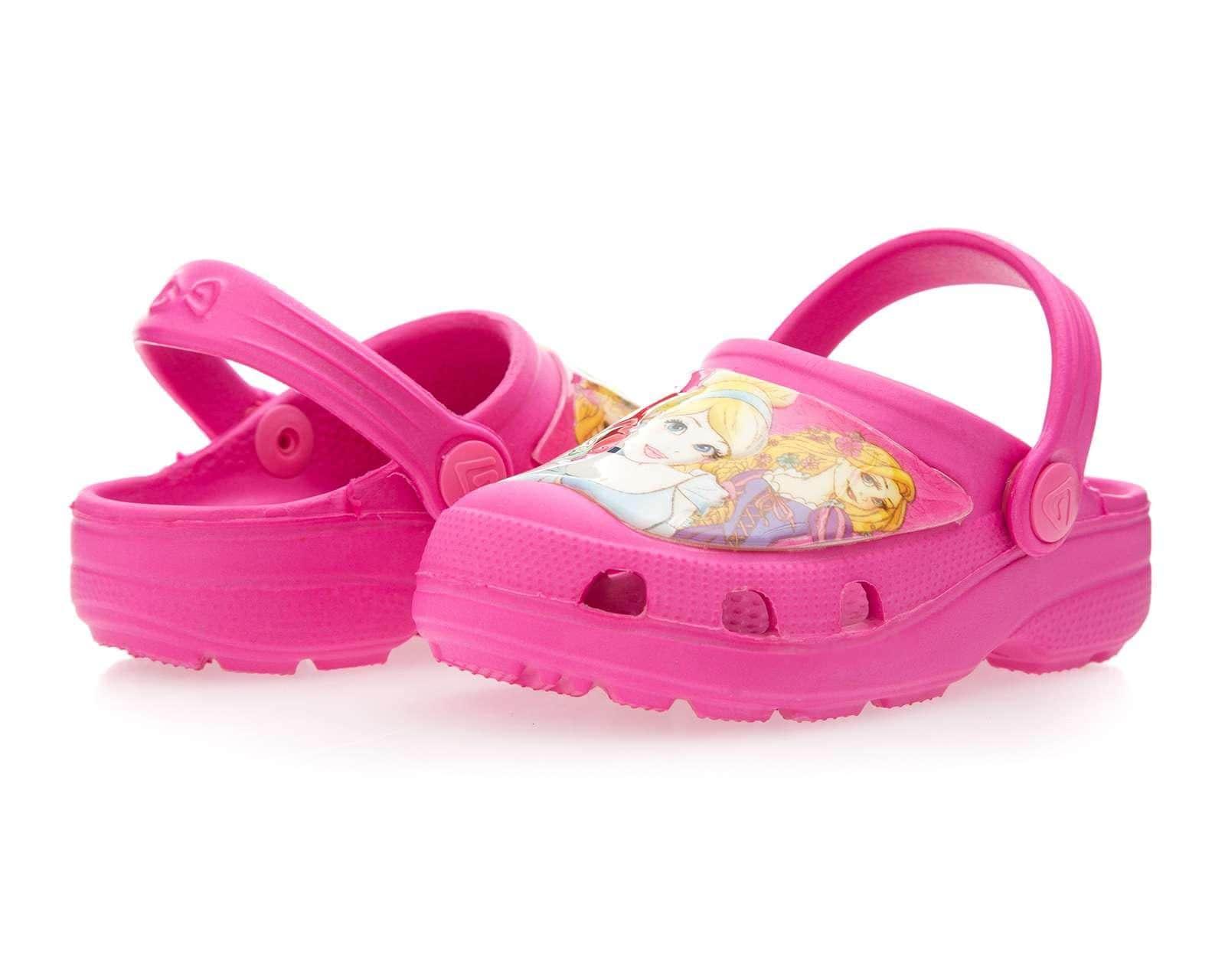 Sandalias Rosas marca Disney Princesas para Bebé Niña