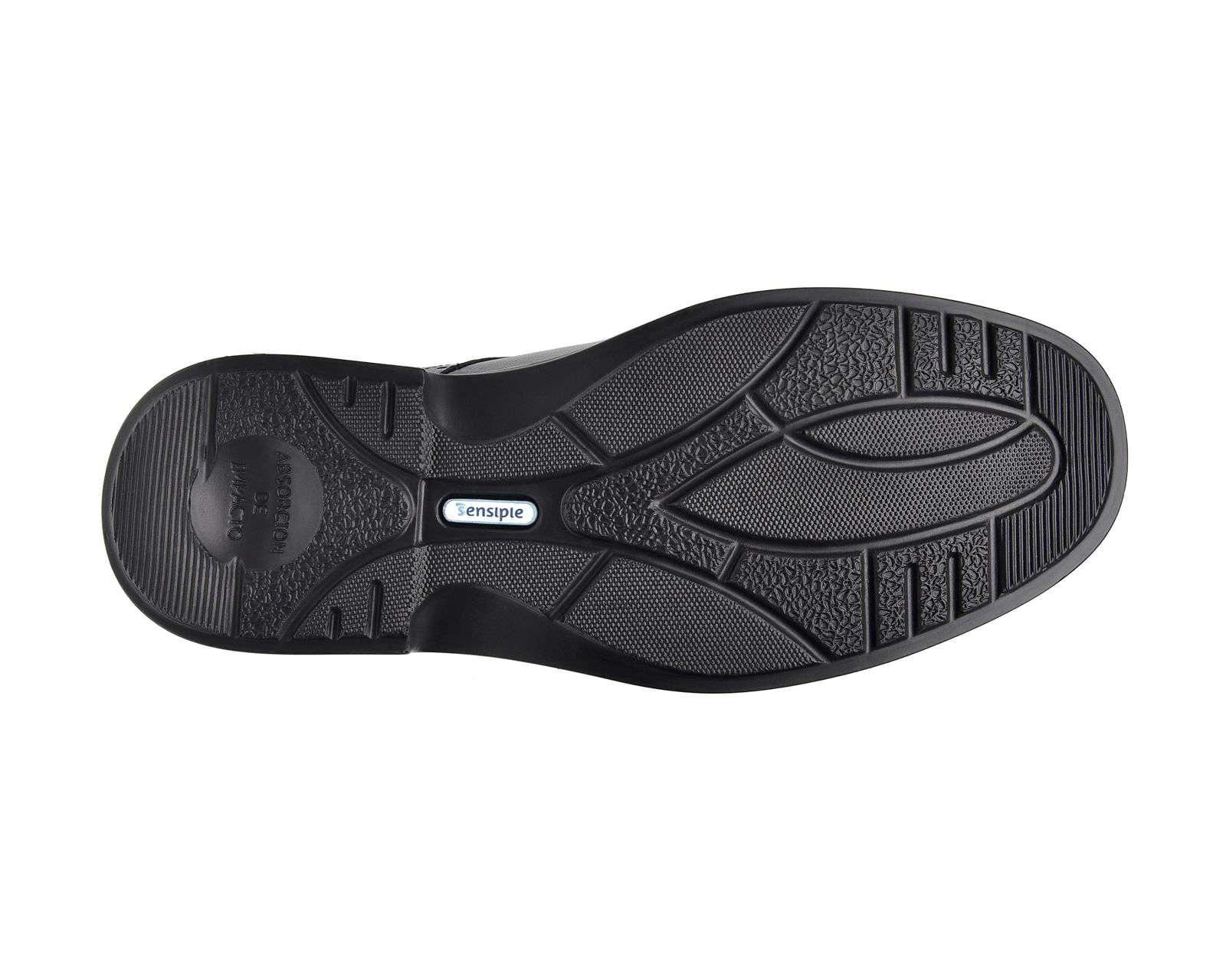 Foto 5 Zapatos para Diabético Confort Sensipie de Piel para Hombre